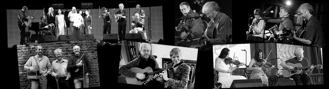 Bands featuring Dáithí Sproule