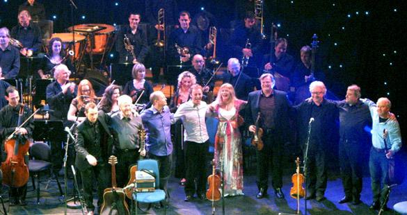 Altan & the RTE Concert Orchestra