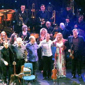 Altan with RTE Orchestra